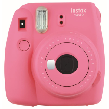 Fuji Instax Mini 9 flamingorosa