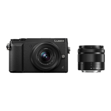 Panasonic Lumix DMC-GX 80 + 12-32 + 35-100