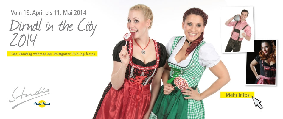 Dirndl in the City