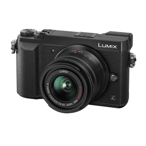 Panasonic Lumix DMC-GX 80 + 14-42 + 25/1,7