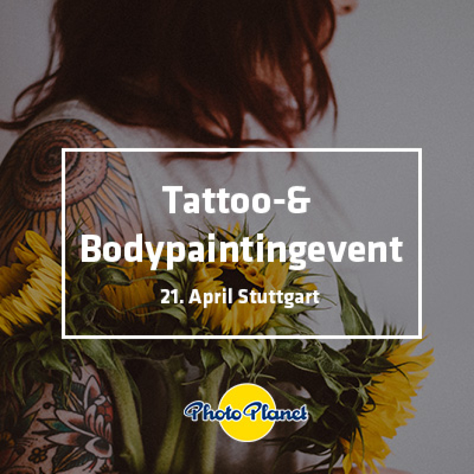 Tattoo- und Bodypaintingevent